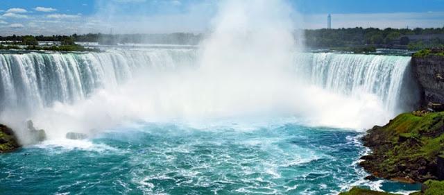 Verão em Niagara Falls
