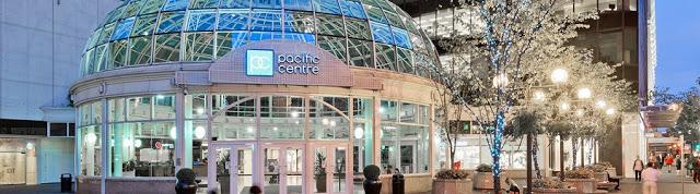 Pacific Centre em Vancouver