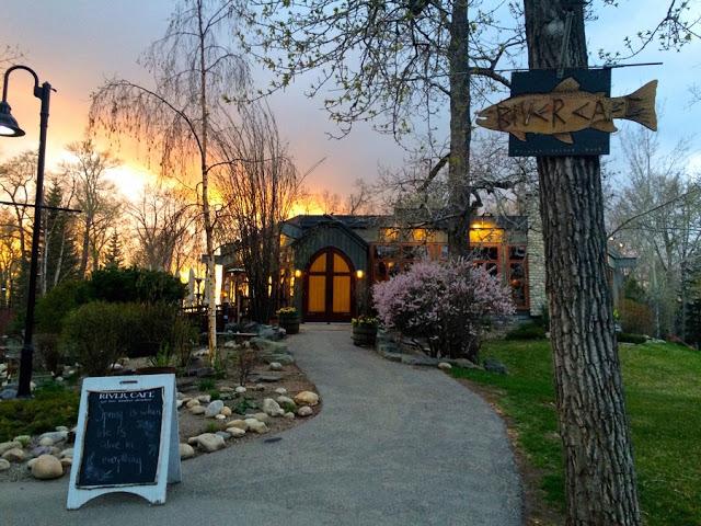 River Café em Calgary