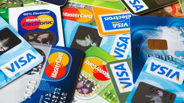 Como levar dinheiro para Victoria - Cartão de crédito