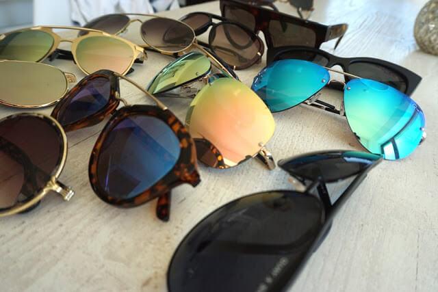 Onde comprar óculos escuros em Edmonton