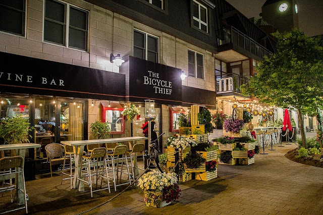 Restaurante The Bicycle Thief em Halifax
