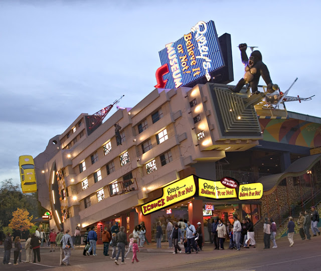 Ripley's Believe It or Not! Museu em Niagara Falls