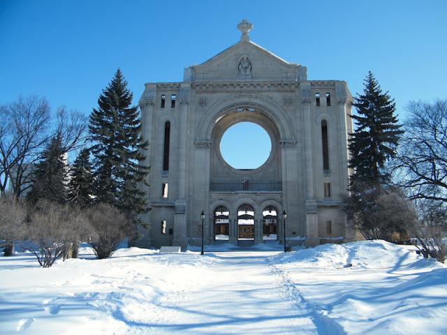 St. Boniface em Winnipeg