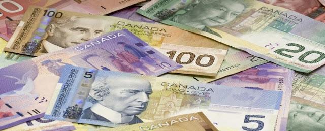 Como levar dinheiro para o Canadá