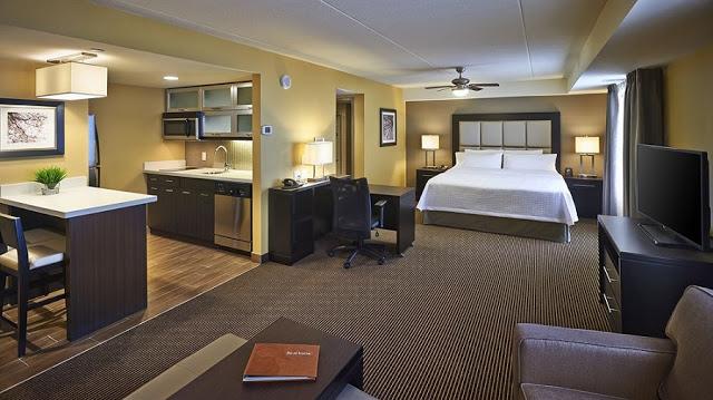 Homewood Suites by Hilton Hotel em Hamilton
