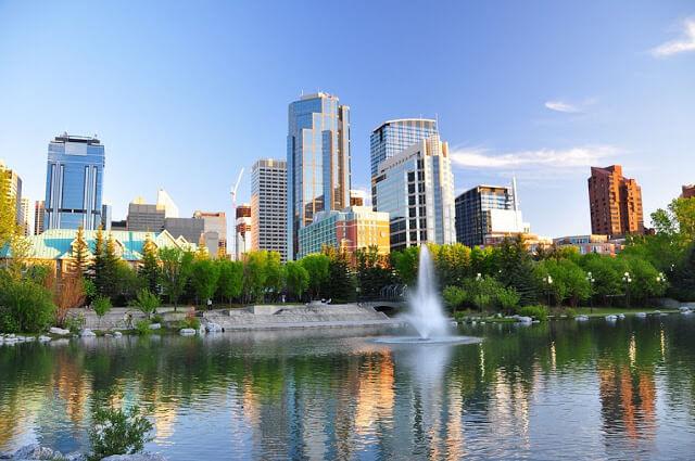 Rio Bow em Calgary