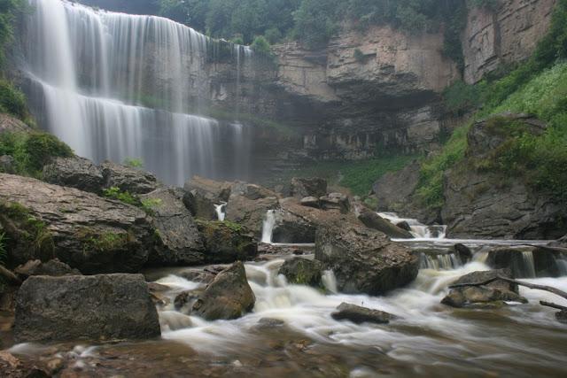 Webster Falls em Hamilton