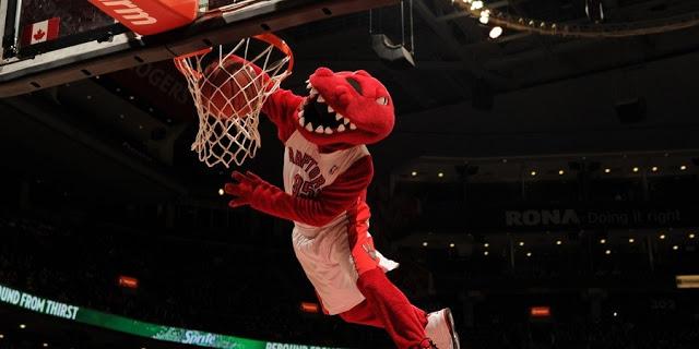 Assistir a um jogo de basquete no Canadá - Toronto Raptors