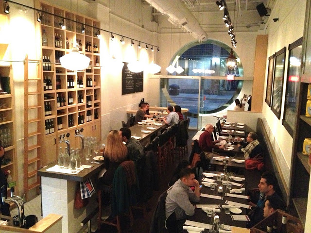 Restaurante Richmond Station em Toronto