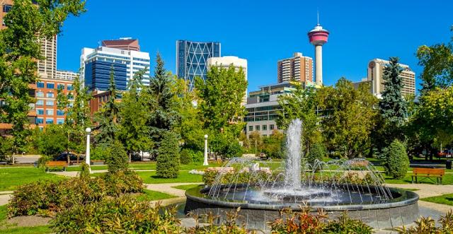Quando ir para Calgary