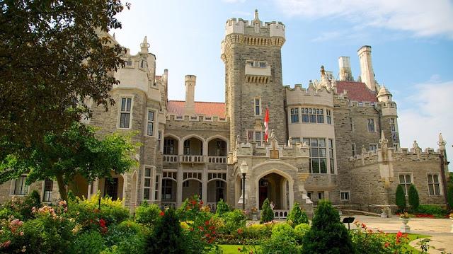 Casa Loma em Toronto