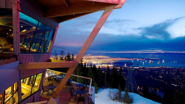 Grouse Mountain em Vancouver