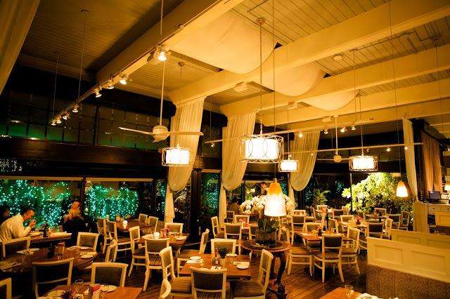Restaurante para ceia e almoço de natal em Vancouver