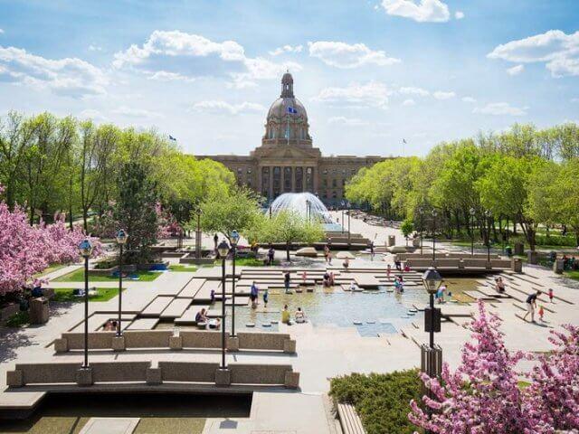 Onde ficar em Edmonton no Canadá